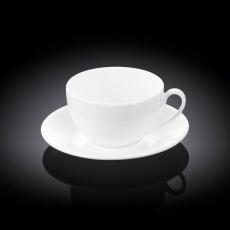 Набор из 4-х чайных чашек с блюдцами 250 мл WL‑993000/4C, фото 1