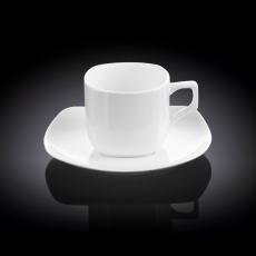 Набор из 6-ти чайных чашек с блюдцами 200 мл WL‑993003/6C, фото 1