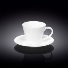 Набор из 4-х чайных чашек с блюдцами 180 мл WL‑993004/4C, фото 1