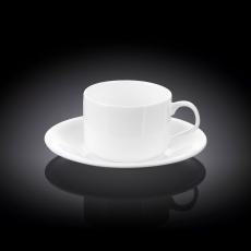 Набор из 4-х чайных чашек с блюдцами 160 мл WL‑993006/4C, фото 1