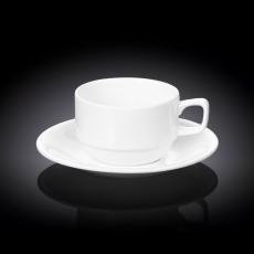 Набор из 6-ти чайных чашек с блюдцами 220 мл WL‑993008/6C, фото 1