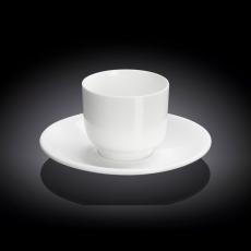 Чашка чайная и блюдце 150 мл WL‑993021/AB, фото 1