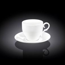 Чашка кофейная и блюдце 90 мл WL‑993103/AB, фото 1