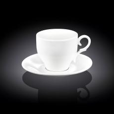 Чашка чайная и блюдце 170 мл WL‑993104/AB, фото 1