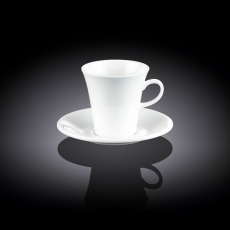 Чашка кофейная и блюдце 90 мл WL‑993108/AB, фото 1