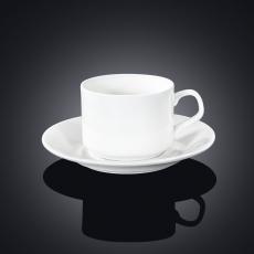 Набор из 4-х чайных чашек с блюдцами 215 WL‑993112/4C, фото 1