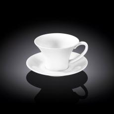 Чашка кофейная и блюдце 100 мл WL‑993168/AB, фото 1