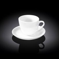 Чашка чайная и блюдце 190 мл WL‑993175/AB, фото 1