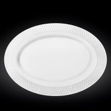 Блюдо овальное 35x25 см WL‑880103/A, фото 1