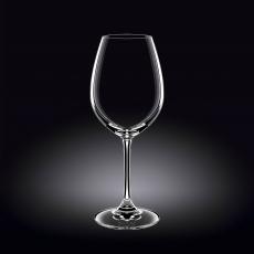 Набор из 6-ти бокалов для вина 520 мл WL‑888016/6A, фото 1