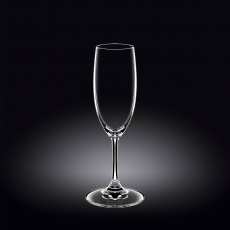 Набор из 6-ти бокалов для шампанского 230 мл WL‑888027/6A, фото 1