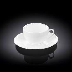 Чашка кофейная и блюдце 80 мл WL‑993187/AB, фото 1