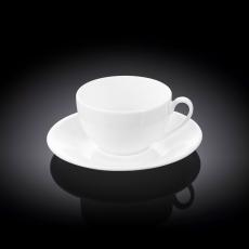 Чашка кофейная и блюдце 120 мл WL‑993188/AB, фото 1