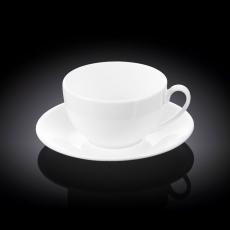Чашка чайная и блюдце 300 мл WL‑993190/AB, фото 1
