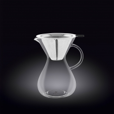 Декантер кофейный 400 мл WL‑888851/A, фото 1