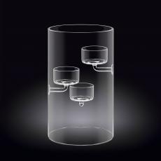 Подсвечник для 3-x свечей 20 см WL‑888906/A, фото 1
