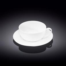 Чашка чайная и блюдце 250 мл WL‑993233/AB, фото 1