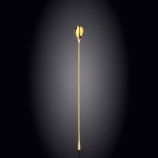 Ложка барная на блистере 40 см WL‑552508/1B, фото 1