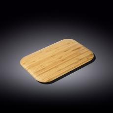 Тарелка плоская прямоугольная 25,5x15 см WL‑771171/A, фото 1