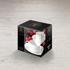 Набор из 2-х чайных чашек с блюдцами 160 мл WL‑993006/2C, фото 2