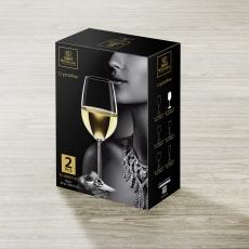 Набор из 2-х бокалов для вина 600 мл WL‑888001/2C, фото 2