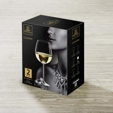 Набор из 2-х бокалов для вина 480 мл WL‑888003/2C, фото 2