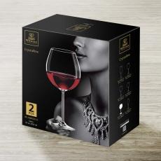 Набор из 2-х бокалов для вина 850 мл WL‑888004/2C, фото 2