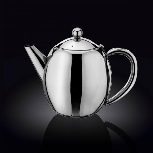 Чайник заварочный двустенный 1200 мл WL‑551101/1C, фото 3