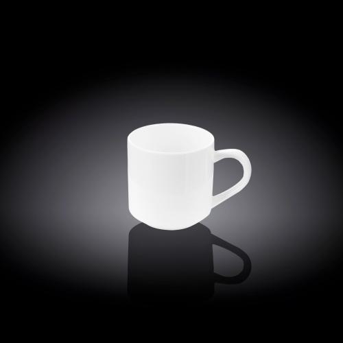 Чашка кофейная 90 мл WL‑993007/A, фото 3