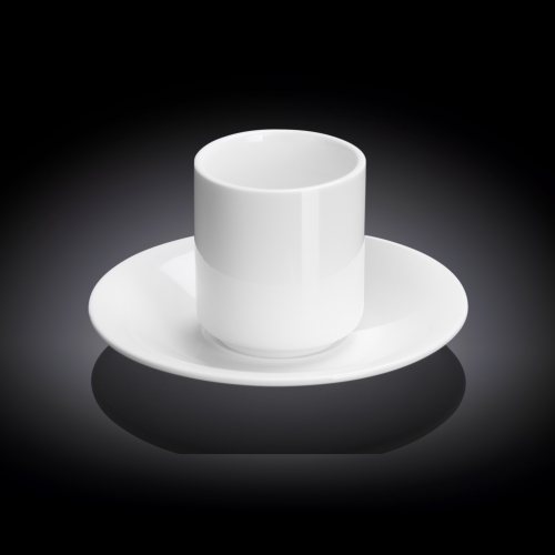 Чашка чайная и блюдце 150 мл WL‑993020/AB, фото 3