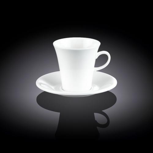Чашка чайная и блюдце 210 мл WL‑993109/AB, фото 3