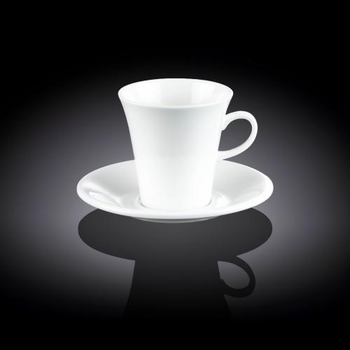 Чашка чайная и блюдце 300 мл WL‑993110/AB, фото 3