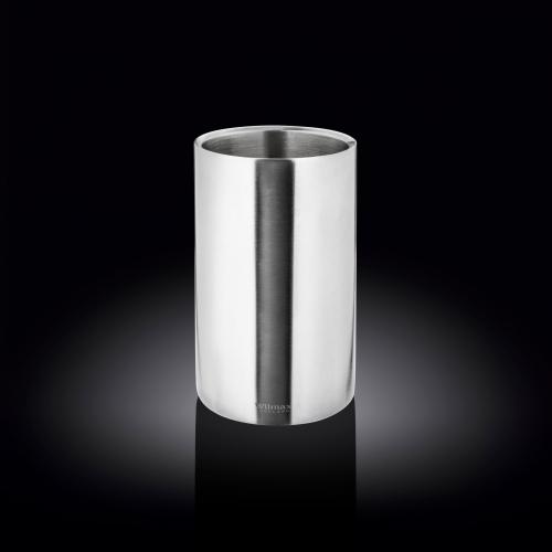 Ведро двустенное для вина 12x19 см WL‑552401/A, фото 2