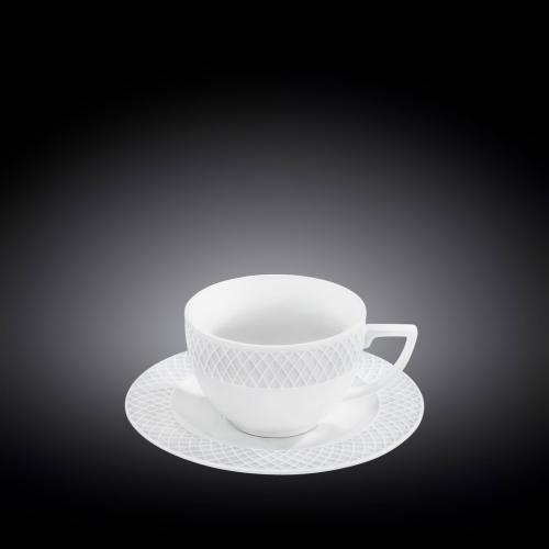 Чашка чайная и блюдце 240 мл WL‑880105‑JV/AB, фото 3