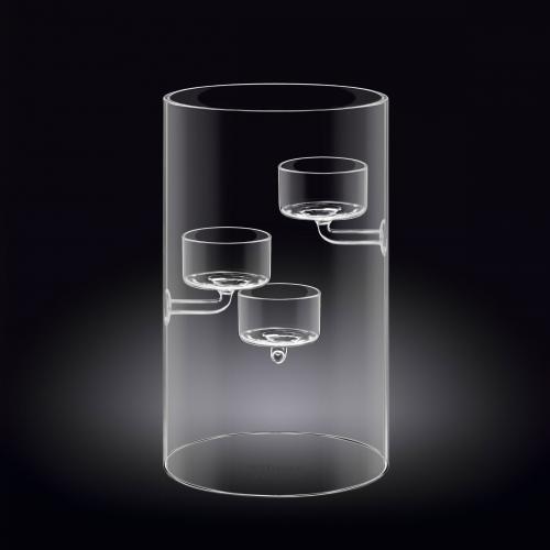 Подсвечник для 3-x свечей 20 см WL‑888906/A, фото 3