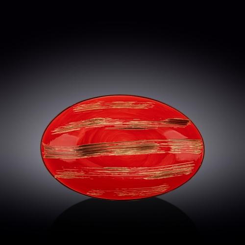 Салатник овальный 30x19,5x7 см WL‑668241/A, фото 3