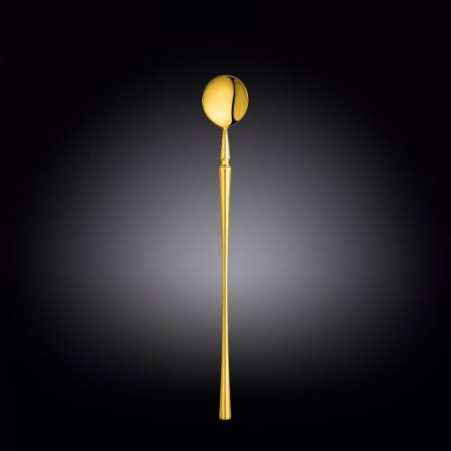 Ложка коктейльная 20,5 см на блистере WL‑999524/1B, фото 3
