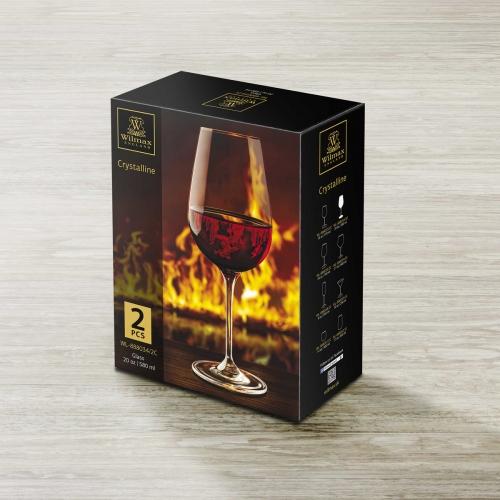 Набор из 2-х бокалов для вина 580 мл WL‑888034/2C, фото 4