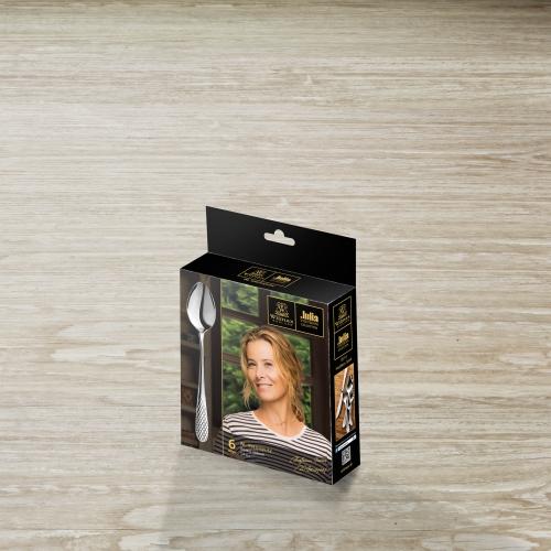 Набор из 6-ти чайных ложек 14 см WL‑999203JV/6C, фото 4